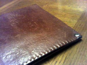 Stephen Pollock - Pollock Leather Music Folders